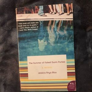 The Summer of Naked Swim Parties by Jessica Blau